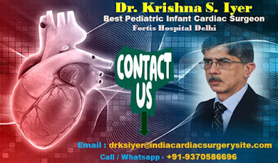 Dr. Krishna Subramony Iyer Provides the Most Advanced Pediatric Heart Care in India