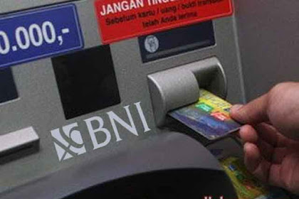 Cara Transfer BCA ke BNI Lewat ATM (Kode, Biaya, Lama)