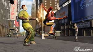 Download Spider Man 3 Game For PC