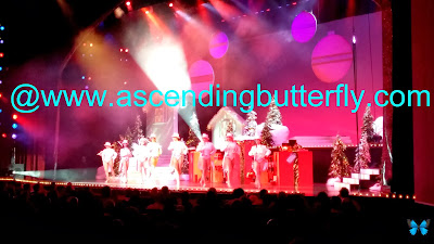 Tropicana Casino Atlantic City Holiday Extravaganza Step Dancers