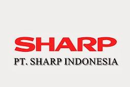 Lowongan Kerja Padang Oktober 2017: PT. Sharp Electronics Indonesia
