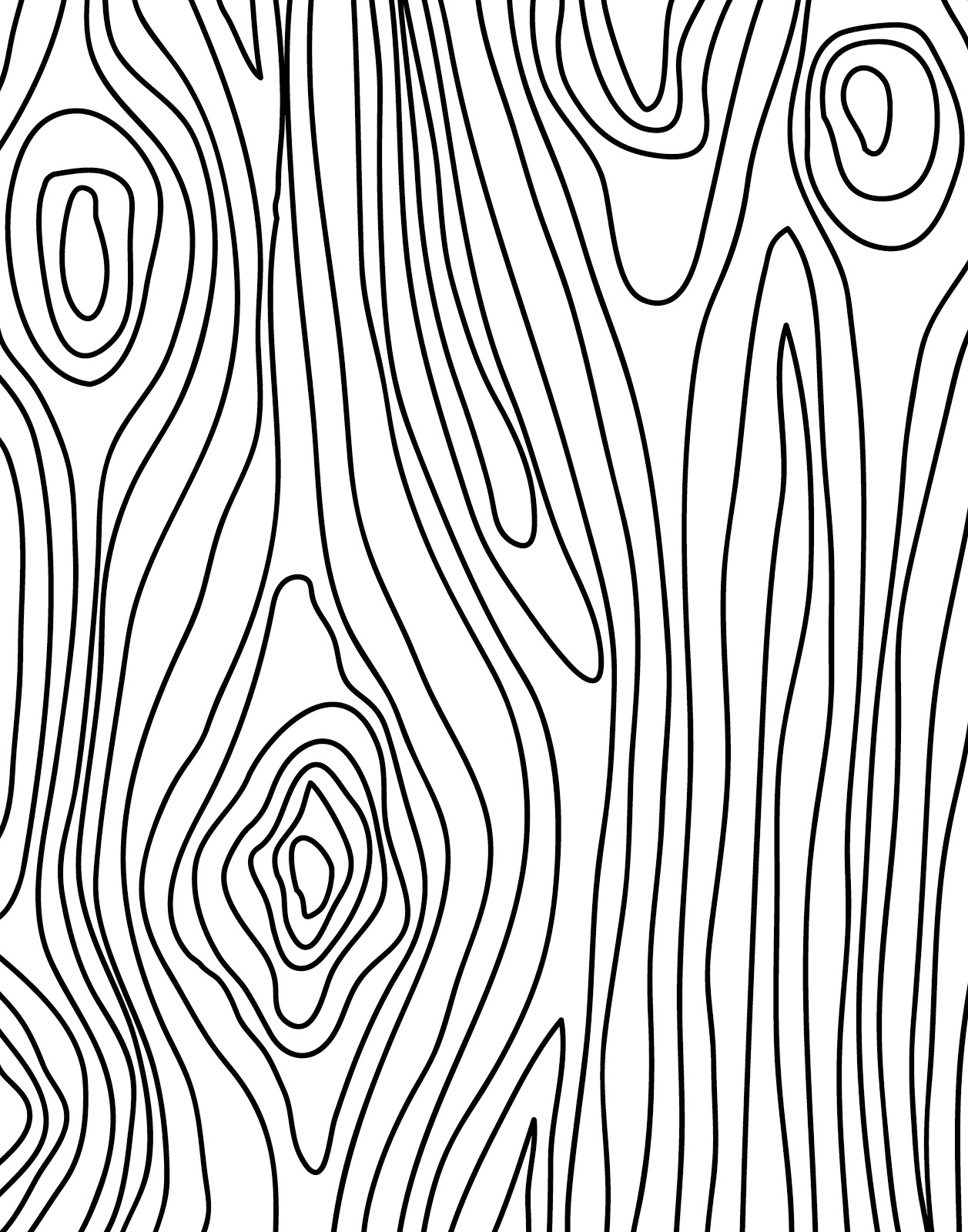 Freebie 7 Faux Bois Wood Grain Printables