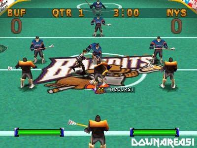 Blst Lacrosse PSX Game