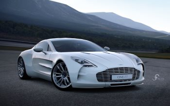 Wallpaper: Aston Martin ONE-77