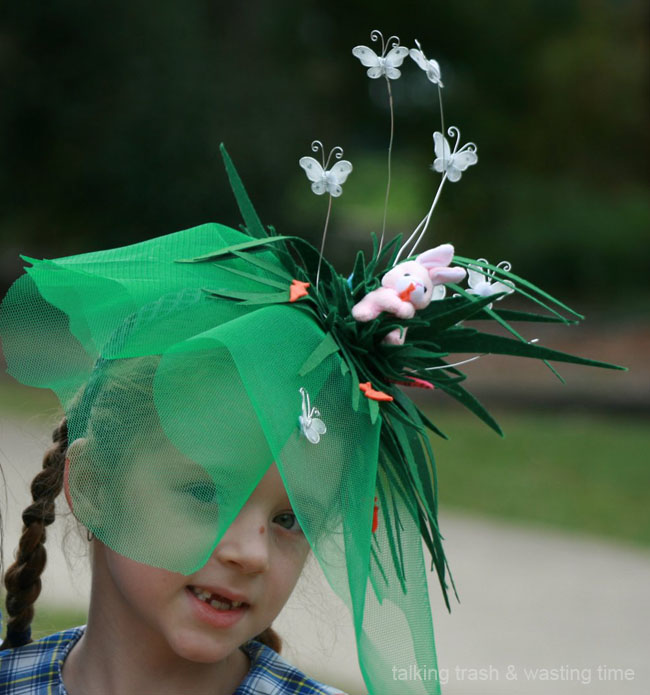 DIY Easter Hat parade ideas | Now thats Peachy
