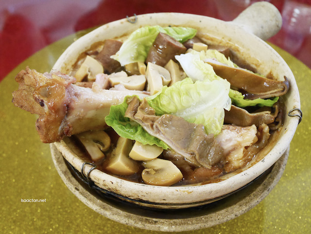 Signature, yummy Bak Kut Teh - RM27 for 2pax