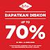 LEE COOPER Indonesia Diskon Promo 70% Di Bazaar Jelang Ramadhan Plaza Bapindo