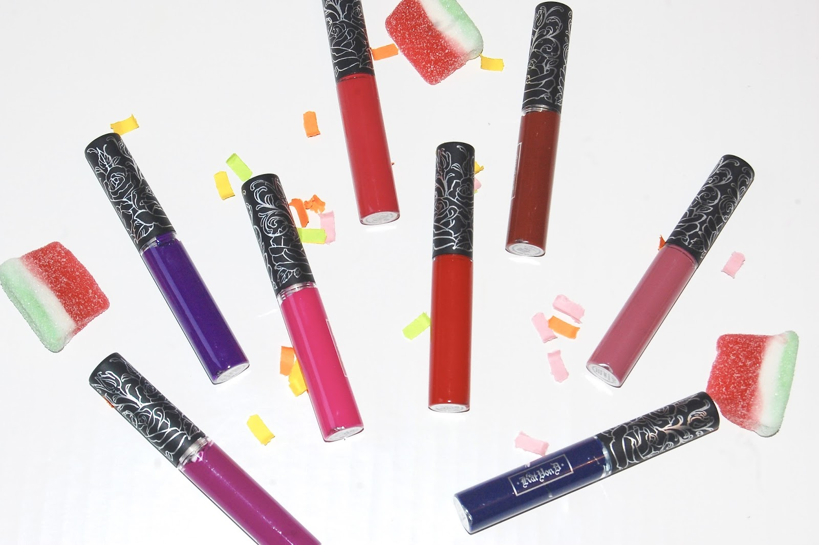 Kat Von D Everlasting Mini Liquid Lipstick Set