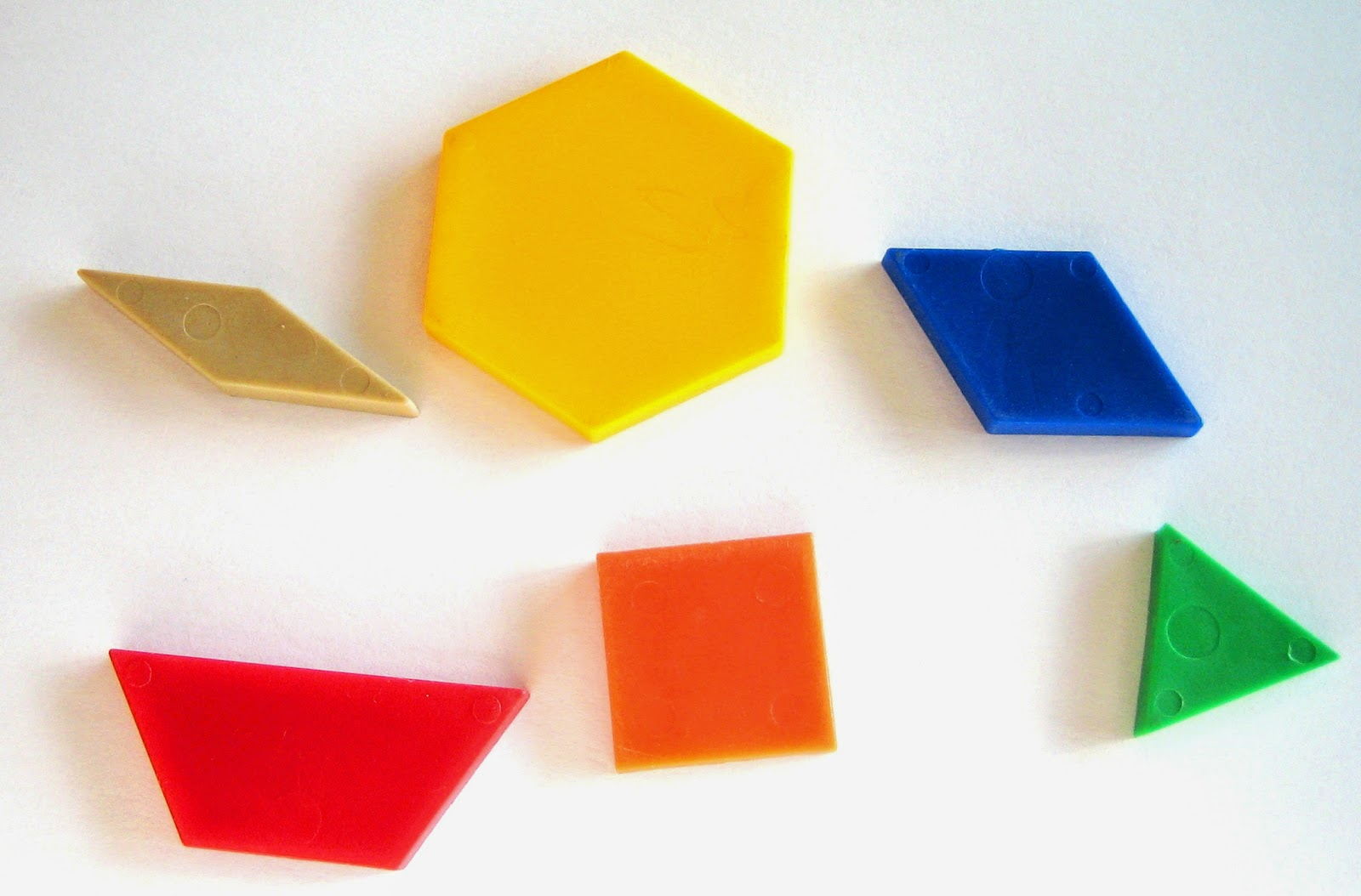 Teach students to compare fractions using hands on manipulatives (such as fraction bars and pattern blocks) instead of math tricks that students forget.