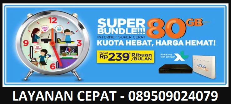 Promo Terbaru Indovision Wifi Home 2019 Super Bundle 80GB