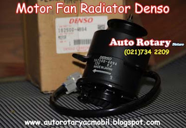 Motor Fan Radiator Denso