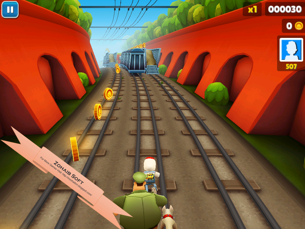 Subway Surfers Licensing Information