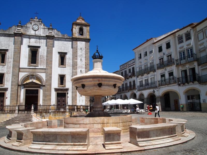 Praça de Giraldo - Évora