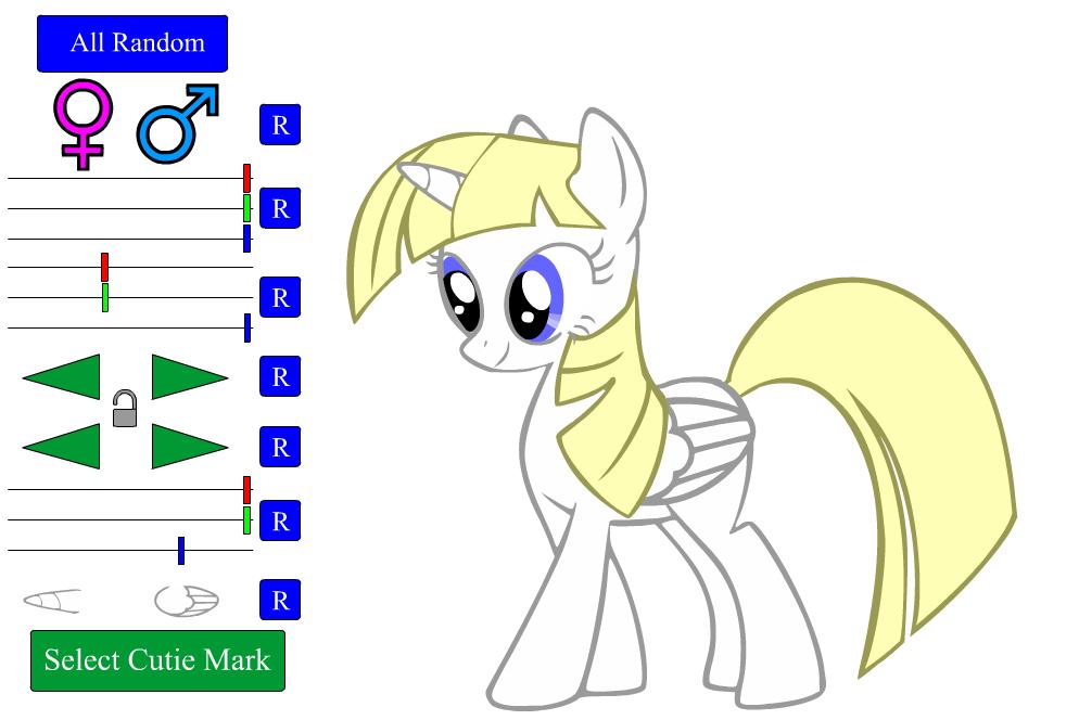 equestria gaming mlp generator