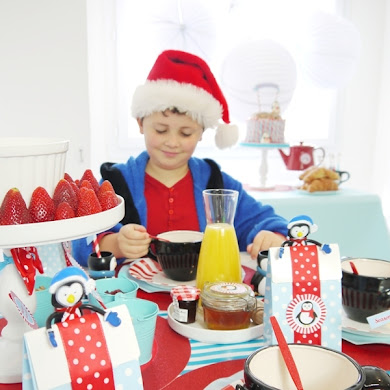 Christmas Party Ideas | North Pole Breakfast