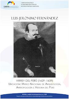 Luis Jerónimo Fernández de Cabrera