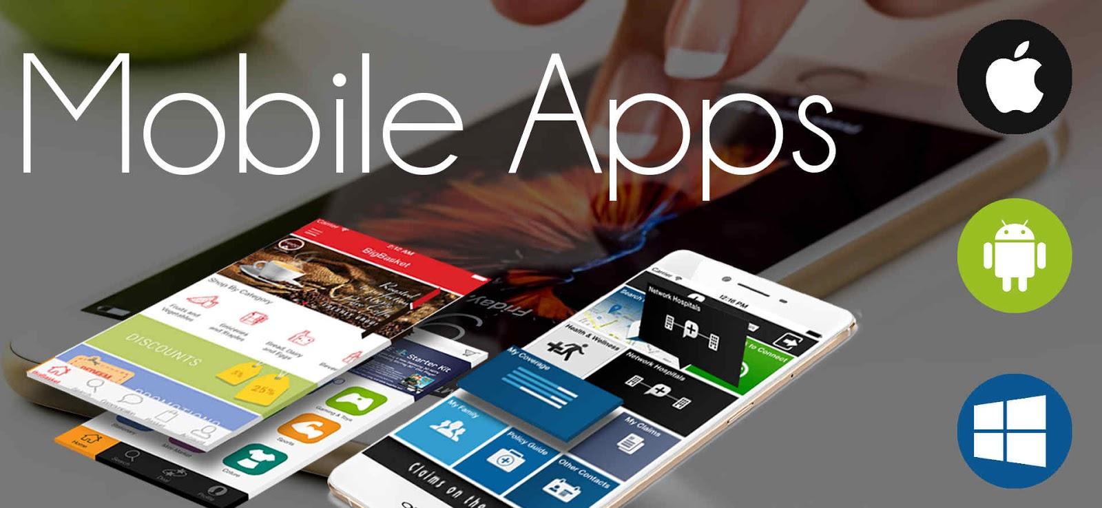 Tutorial Membuat Aplikasi Mobile Android & iOS dengan