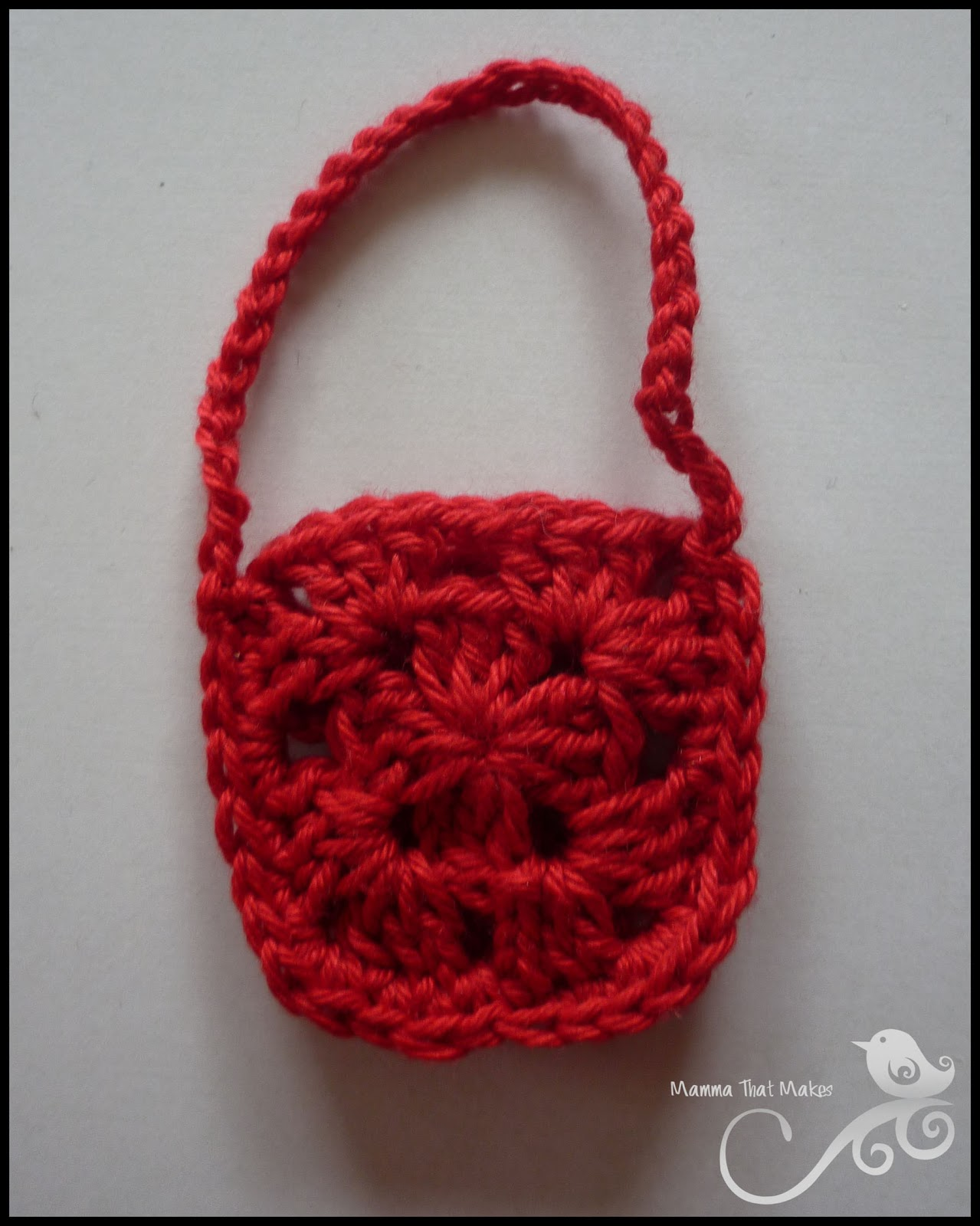 Bunches Of Barbie Bags Crochet Patterns