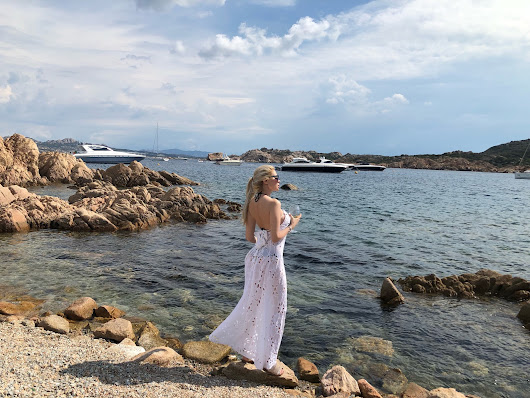 A Colorful Summer in Costa Smeralda | AudreyWorldNews fashion luxury lifestyle