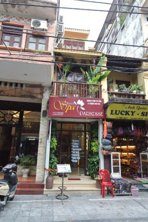 Hanoi Spa Paradise Ma May