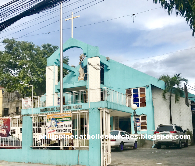 IMMACULATE CONCEPTION PARISH CHURCH, Manggahan, Pasig City, Philippines