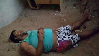 Em Guarabira PB, homem comete suicídio por enforcamento no conjunto Mutirão.