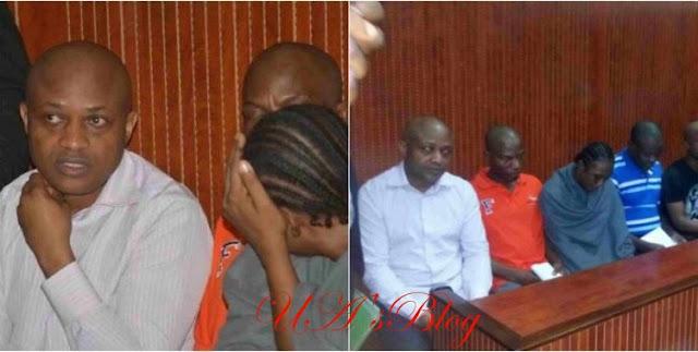Cigarette burns made me confess to police – Evans