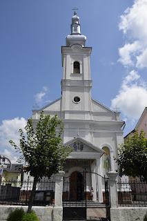 Botezul pruncului Andrei Trifan, Dej, Cluj