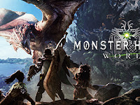 Spesifikasi PC Untuk Memainkan Game MONSTER HUNTER: WORLD