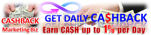 CashBackMarketing, Cash Back Marketing, CBM, Make Money