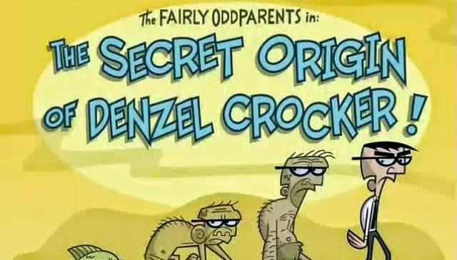 Los orígenes ocultos de Denzel Crocker (Temporada 3 x 11)