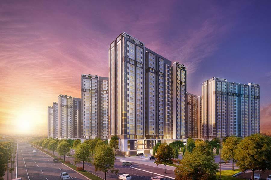 Dự án nhà ở được Hà Nội trao chứng nhận đầu tư tháng 6/2018