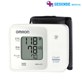 Alat Ukur Tekanan Darah Digital Omron HEM-6121