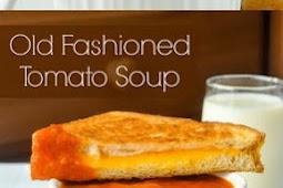 HOMEMADE TOMATO SOUP