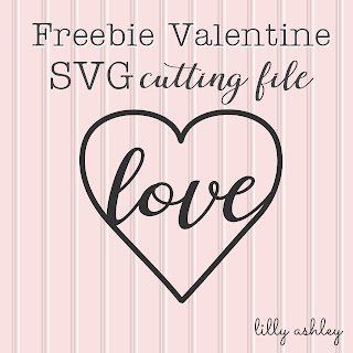 free valentine svg cutting files for silhouette