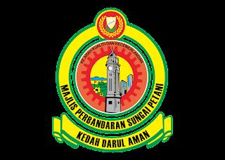 Majlis Perbandaran Sungai Petani Logo Vector