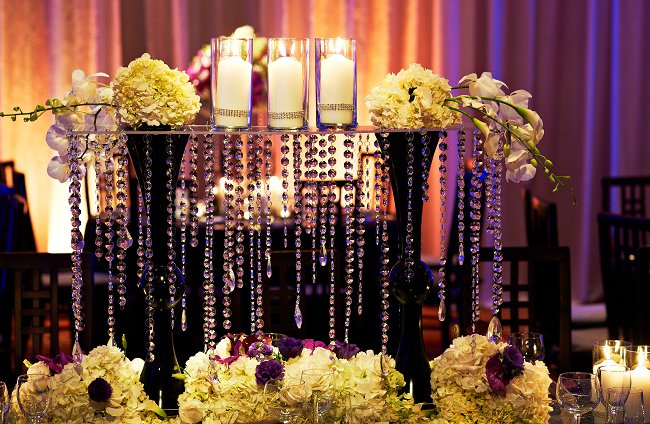 Black Vase Centerpiece Wedding Image Collections