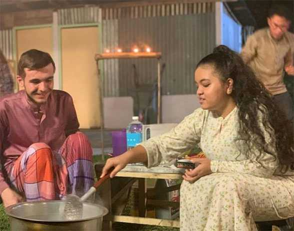 Drama Diari Ramadan Rafique Reunion