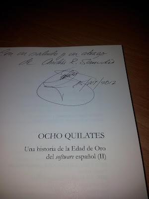 Ocho Quilates 2