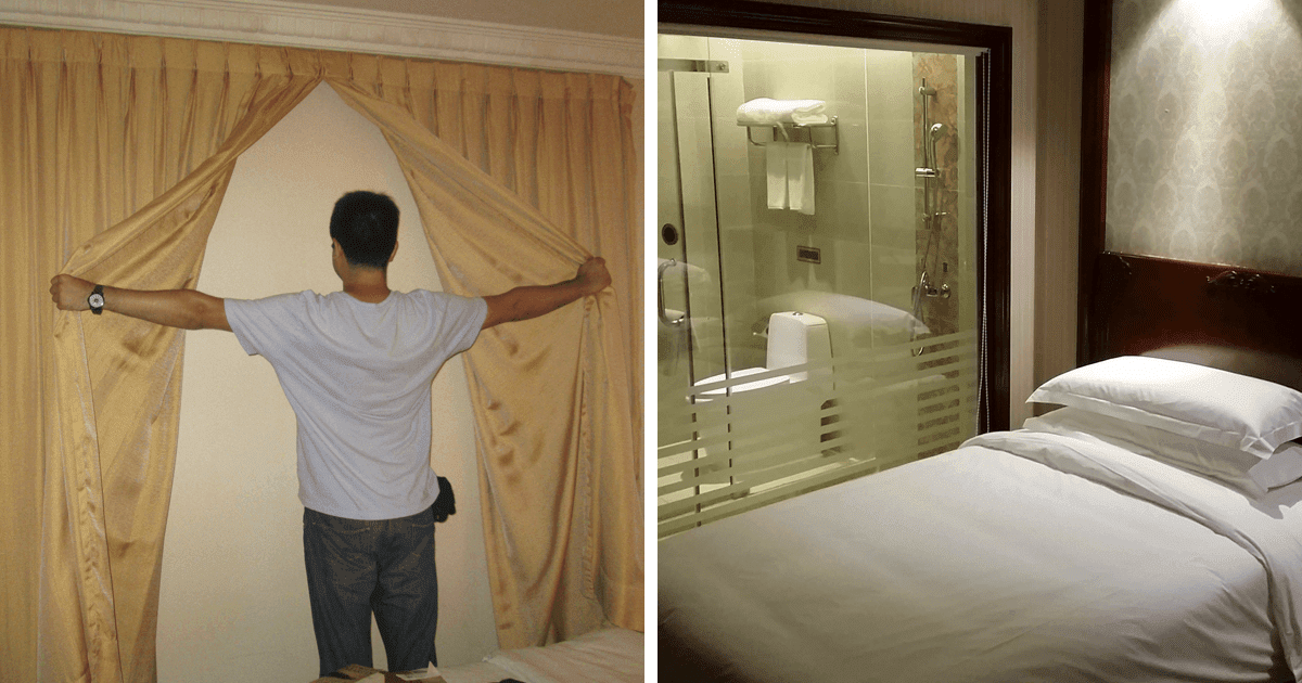 30 Hilarious Hotel Failures That Will Make Your Day