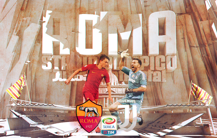 Serie A 2017/18 / 37. kolo / Roma - Juventus, nedelja, 20:45h
