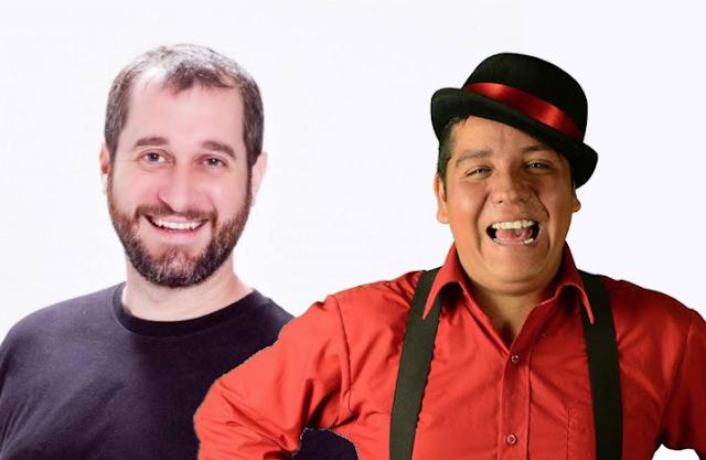 Carlos Sánchez y el mexicano Alan Saldaña