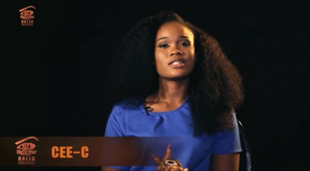 #BBNaija: I will go for counselling – Cee C reveals