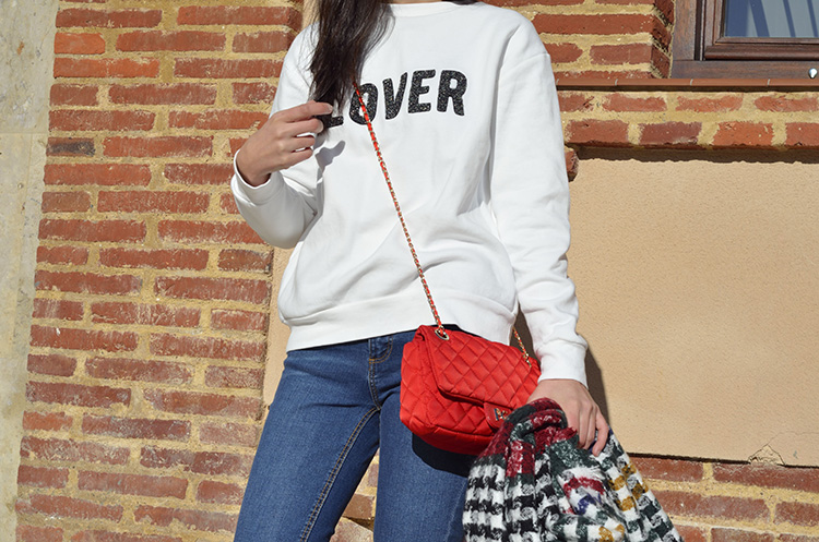 sudadera-lover-jeans-maxi-bufanda-colours-scarf-zara-barbour-look-trends-gallery-blogger-chic