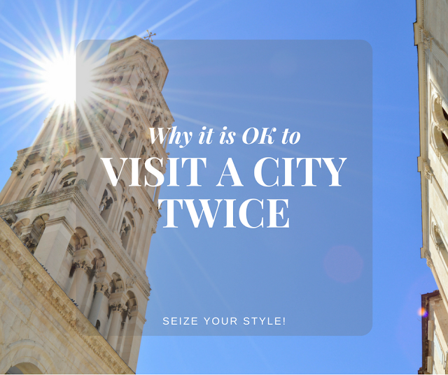 Why it is ok to visit the same place