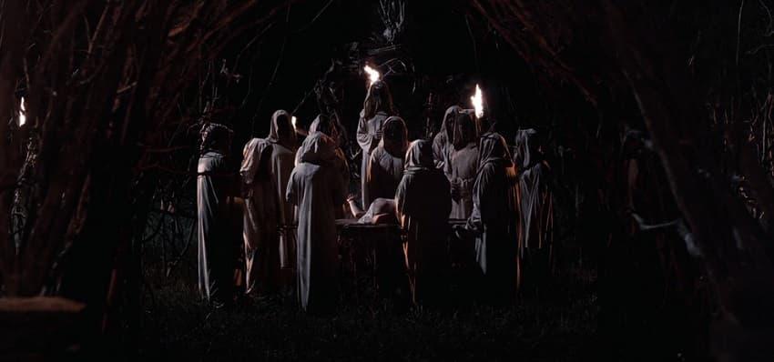 Еретики, Ужасы, от создателей Укуса, Рецензия, Обзор, Мнение, Отзыв, The Heretics, Horror, Review