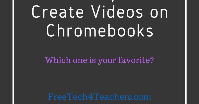 10 Free Ways to Create Videos on Chromebooks