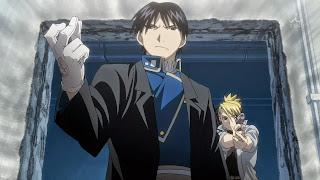 Resultado de imagem para Fullmetal Alchemist Episódio 33