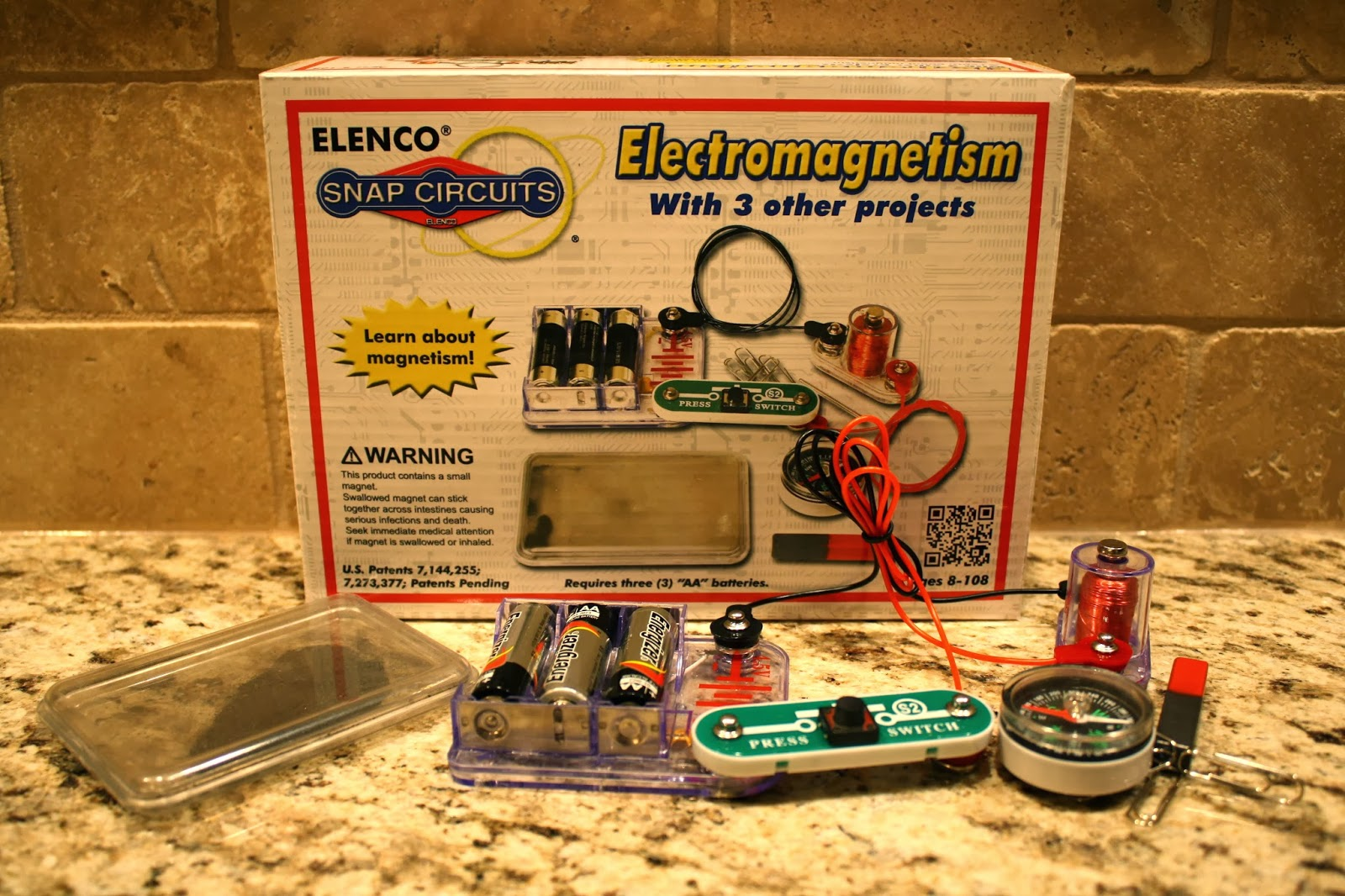 Ideas For Classically Catholic Memory Gamma Year Week 12 Elenco Snap Circuits Electromagnetism Walmartcom Math