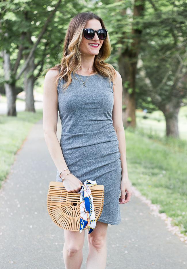 Tank Dress #summerdress #summerstyle